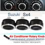 Suzuki Sx4 Perillas Botones Sistema Aire Acondicionado