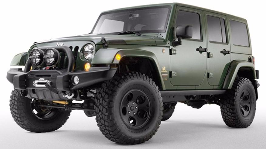 Repuestos Jeep Wrangler - $ 100.000 en Mercado Libre