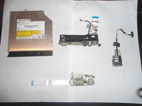repuestos laptop siragon modelo sl-6130