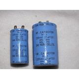 Capacitor Lavadora Samsung Usado