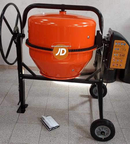 repuestos mezcladora  medio bulto jd - importada