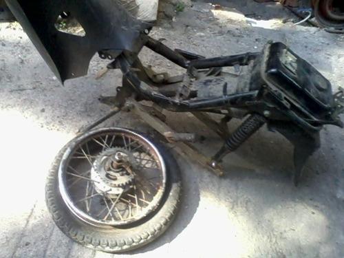 repuestos moto 110 cc tapas cigueñal cuadro horquilla etc y