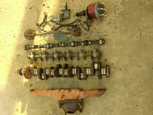 repuestos motor ford 200