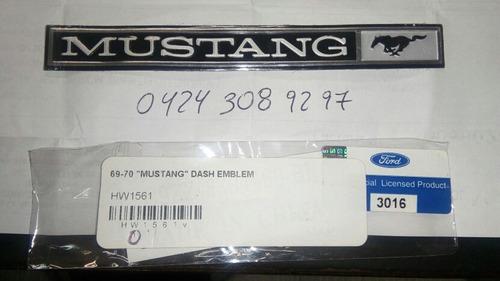 repuestos mustang 69 (precio por el par)