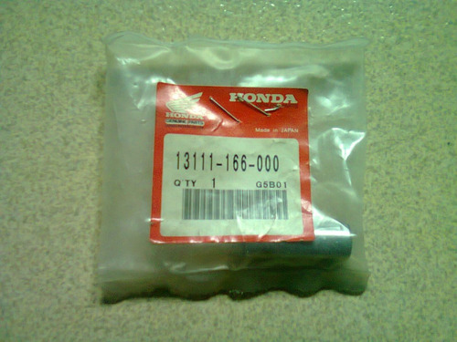 repuestos originales motos honda dio50/rvt1000  perno piston