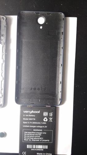 repuestos originales verikools5001 dual pantalla bateria etc