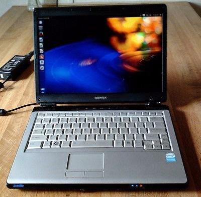 repuestos para laptop toshiba satellite u305 / cargador