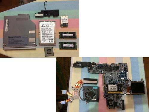 repuestos / partes laptop dell latitude d630