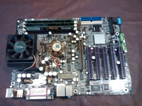 repuestos pc comb mother memoria y placa de video