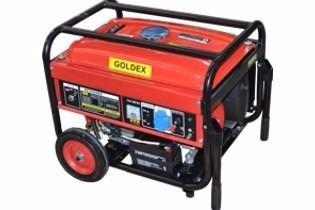 repuestos porta carbones para generador goldex