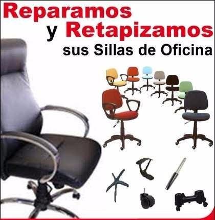 Repuestos Reparaciones De Sillas De Oficina - $ 70,00 en Mercado Libre