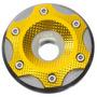 Tapa De Tanque Para Moto Bws Sep Modelo 1-amarillo