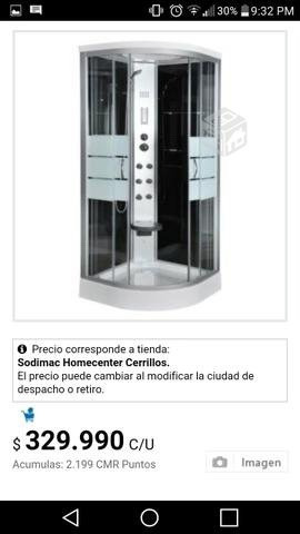 repuestos sensi dacqua originales, ducha cabina