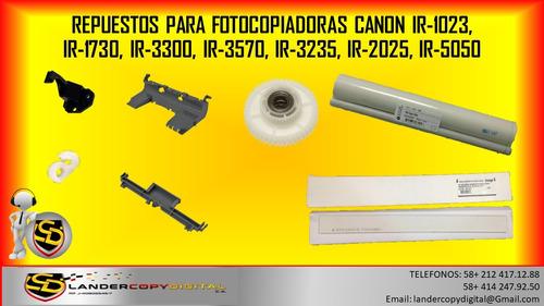 repuestos, servicio venta y alquiler fotocopiadoras canon