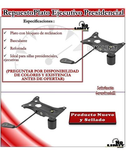 repuestos sillas plato ejecutivo presidencial, pcnolimit mx