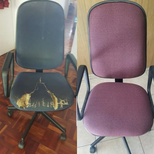 repuestos sillas sillones oficina escritorio reparación
