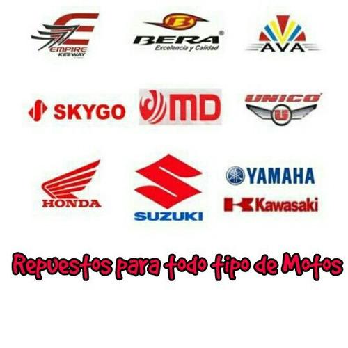 repuestos y accesorios para todo tipo de motos