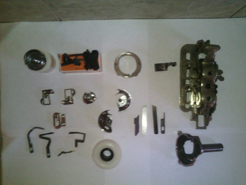 repuestos y servicio tecnico de maquinas de coser ind-fam!!