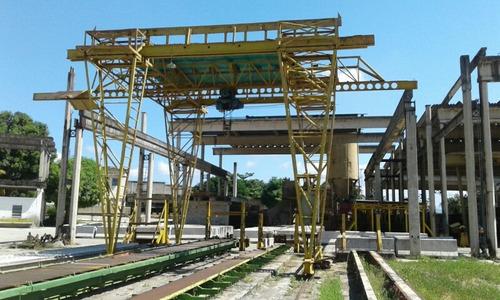 repuestos y servicios para puentes grúas y polipastos demag.