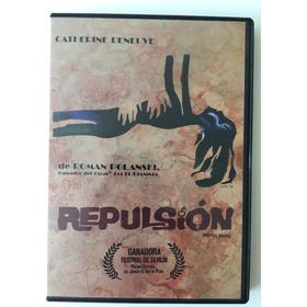 Repulsión - Roman Polansky - Dvd
