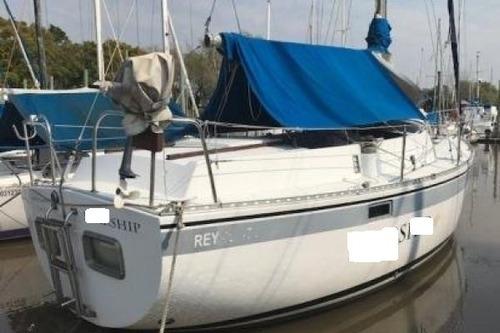 repunte 88 excelente velero yanmar diesel 2014