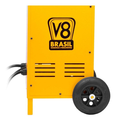 repuxadeira elétrica spotter spotcar 3000 19kva 220v v8
