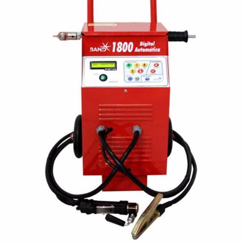 repuxadora elétrica spotter 1800 band digital automática