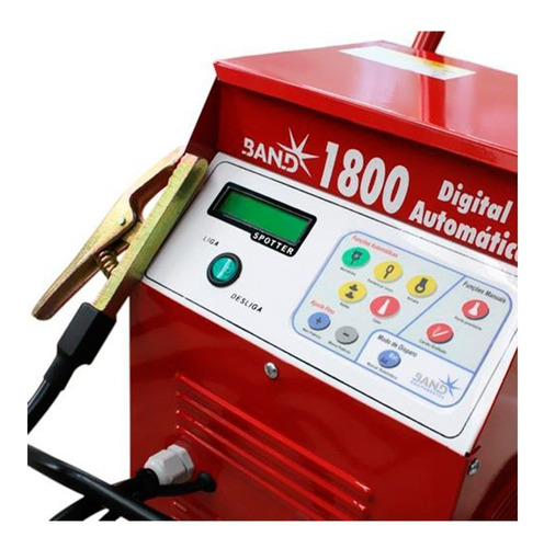 repuxadora elétrica spotter 1800 + protetor grátis