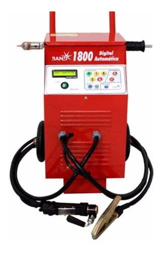 repuxadora spotter band 1800 digital automática + protetor