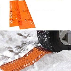 rescatador de vehículos enterrados - placa tracción neumátic