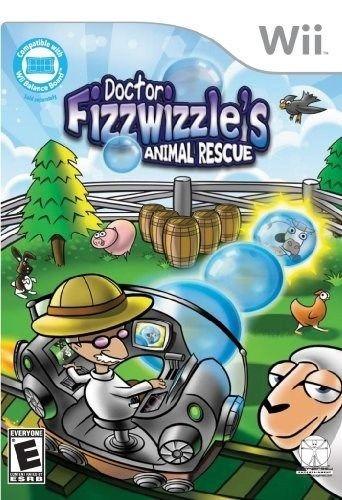 rescate de animales de nintendo wii virtual pet juego doctor