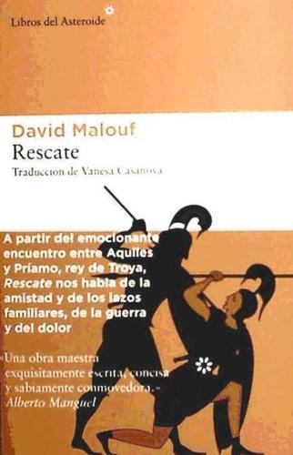 rescate(libro novela y narrativa)