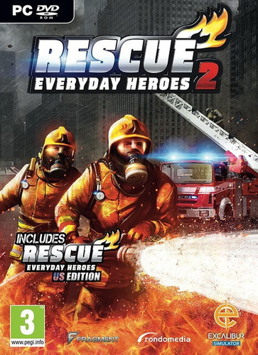 rescue 2 everyday heroes pc fisico