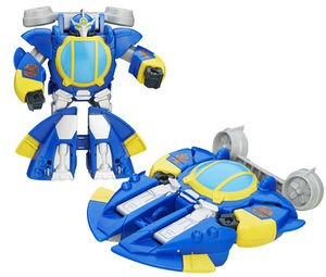 rescue bots playskool transformers high tide b4759-33065 has
