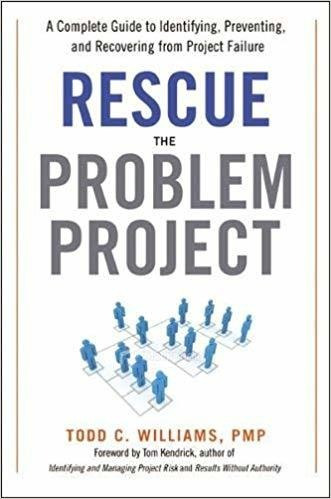 rescue the problem project. todd williams