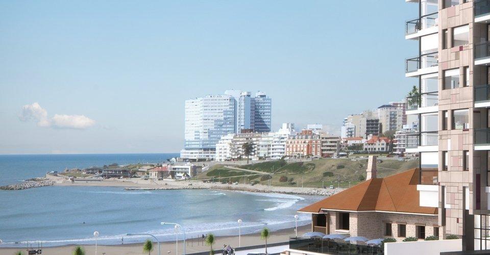 resd. roque suarez frente al mar bahia playa varese