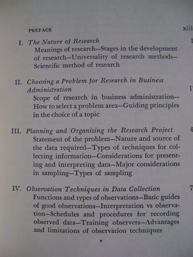 research methodology in business - rummel and ballaine