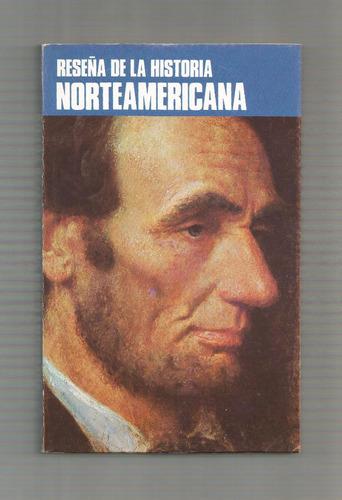 reseña de la historia norteamericana