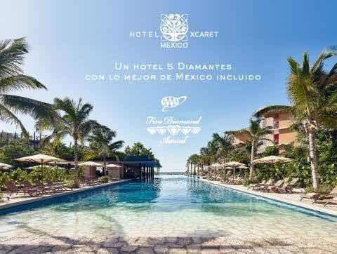 reservaciones hotel xcaret - mejor opción