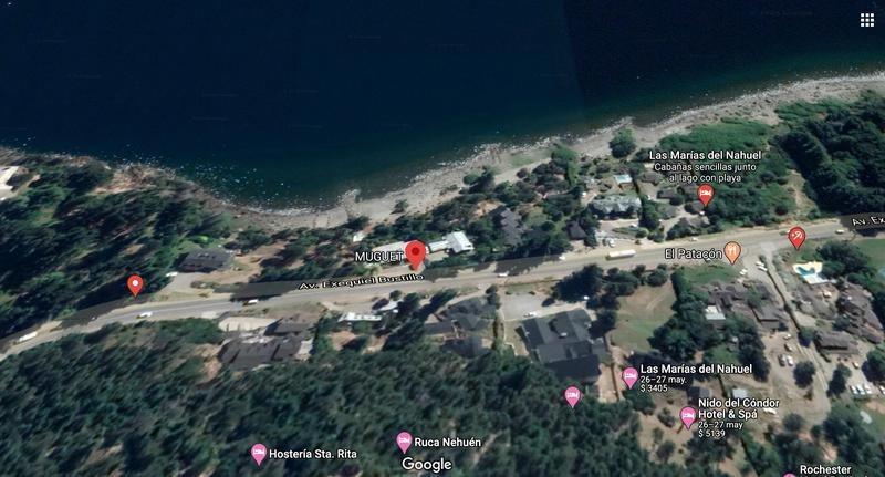 reservado -!! hotel  - bariloche , costa de lago - av. bustillo km 7,5