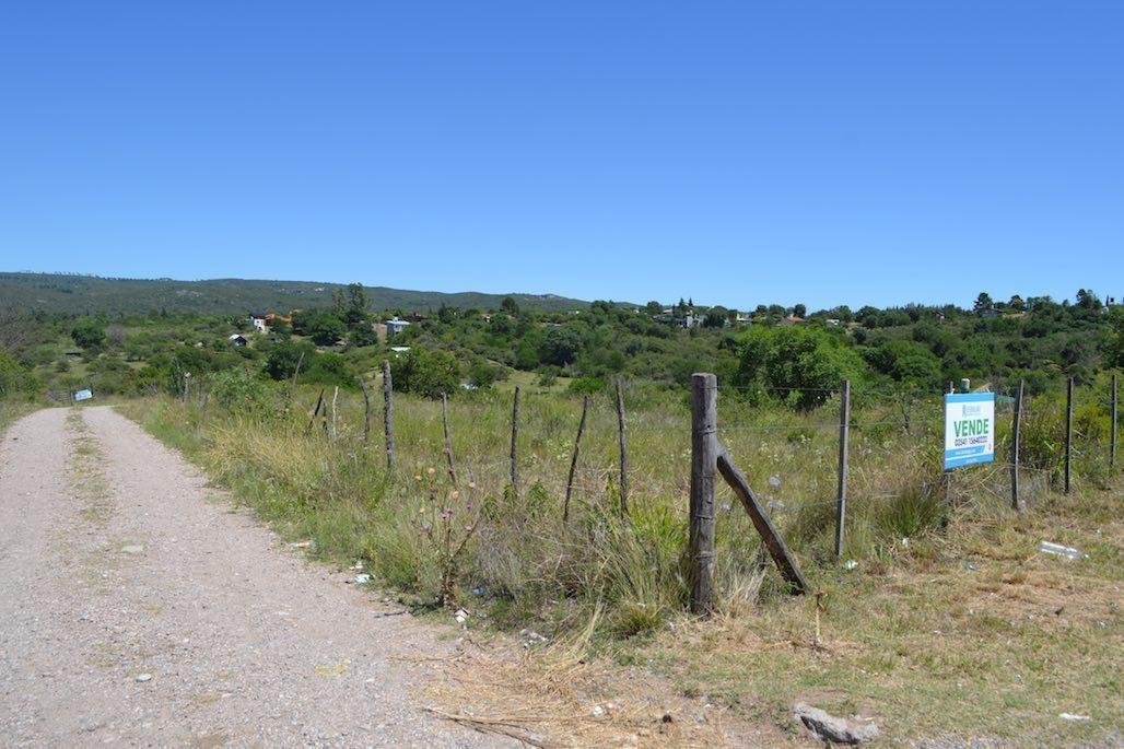 reservado - sobre ruta 38 en valle hermoso
