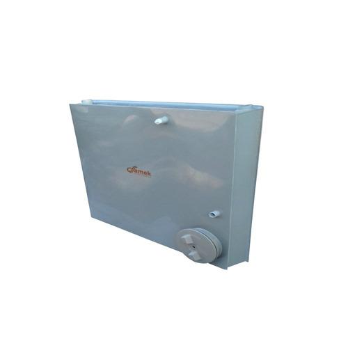 reservatório água motor home horizontal tampa rosca 60 l