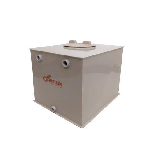 reservatório água motor home quadrado 50 l tampa rosca