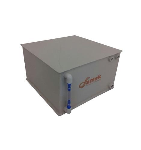 reservatório água motor home quadrado 70 l