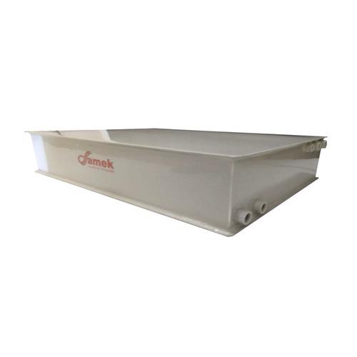 reservatório água motor home retangular horizontal 40 l