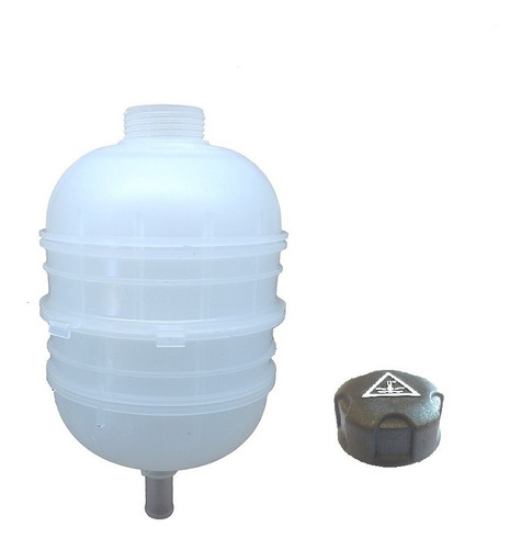 reservatório água radiador com tampa peugeot 206 207 genuíno