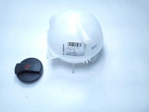reservatorio agua radiador golf/kombi 1.4 c/tampa original
