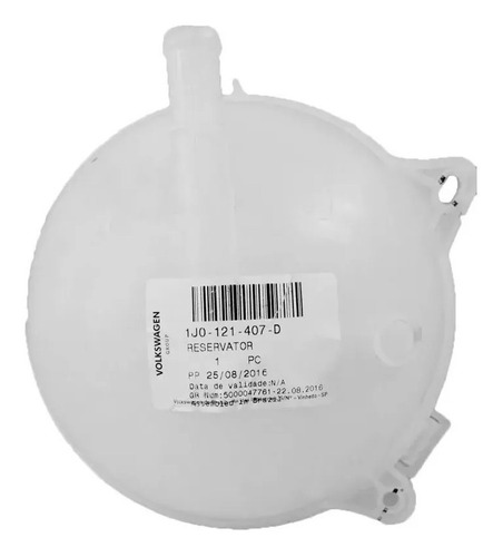 reservatorio agua radiador kombi 1.4 flex 1j0121407d vw