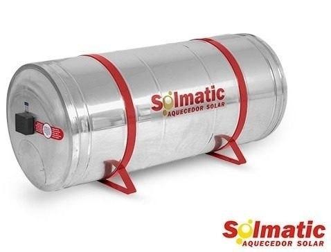reservatório boiler 1000 litros aquecedor solar solmatic