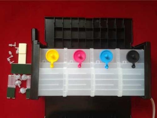 reservatorio caixa preta 250 ml cada cor